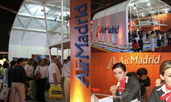 Stand Air Madrid