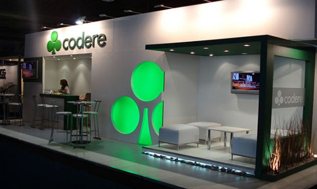 Stand Codere Evento SAGSE